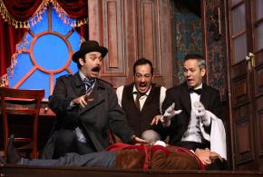 Ödüllü komedi, 'Yoldan Çıkan Oyun' 3. sezonuna başlıyor!